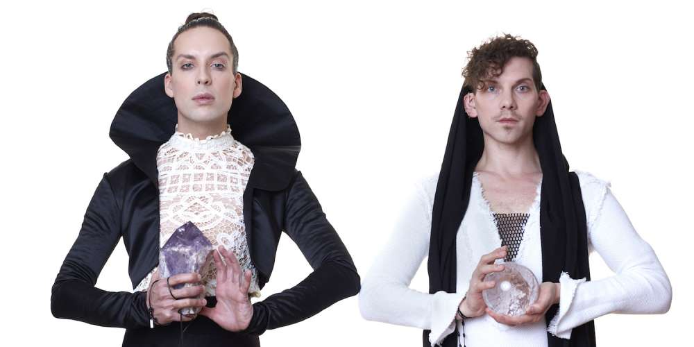 Alaska and Jeremy Provide Track-by-Track Commentary for Their New Album, 'Amethyst Journey'