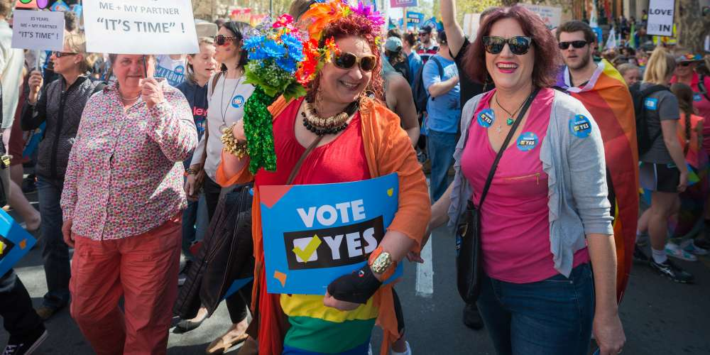 Don't Be Dumb at Brunch: Let's Queer the Vote, Pee in Paris and Laugh at Milo