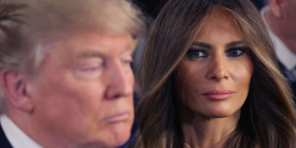 Is Melania Trolling Donald? Here Are 5 Times the First Lady Threw Him Major Public Shade