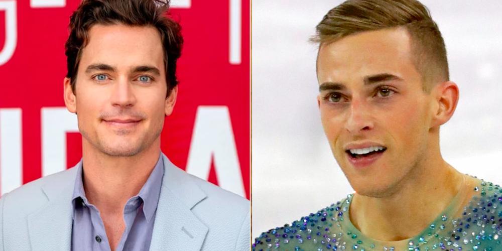 Adam Rippon and Matt Bomer Will Be Guest-Starring on 'Will & Grace' Next Season