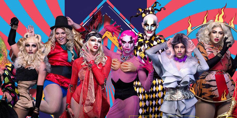 Aquí está el Primer Capítulo del Nuevo Reality 'Versus Drag Queens México'