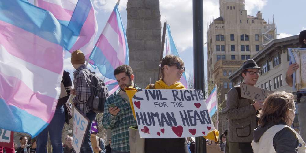 16 States Want the Supreme Court to Allow Legal Discrimination Against Trans People