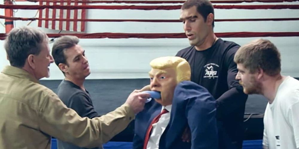 Sacha Baron Cohen Zings Pro-Trump Fools and Trolls Sarah Palin in His Show's Final Episode