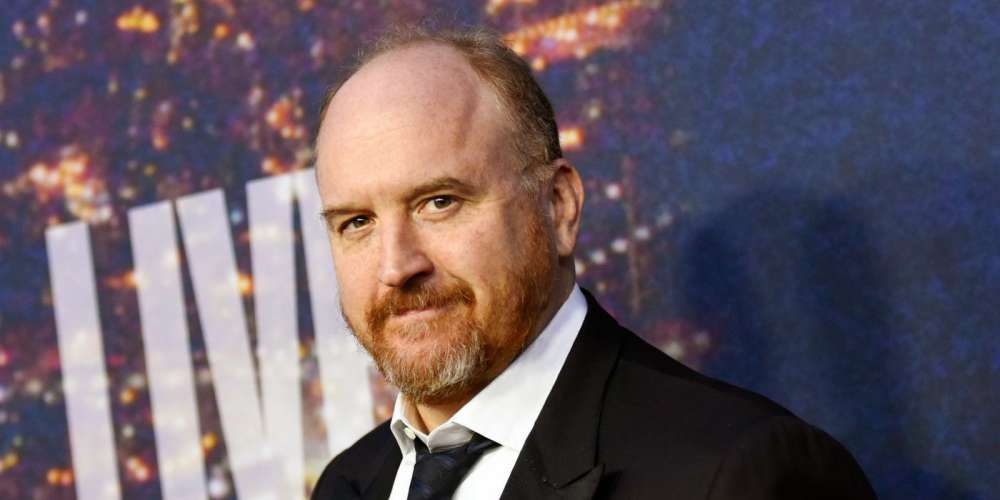 Only 9 Months After Louis C.K. Was Accused of Showing His Penis to Uninterested Women, He's Back