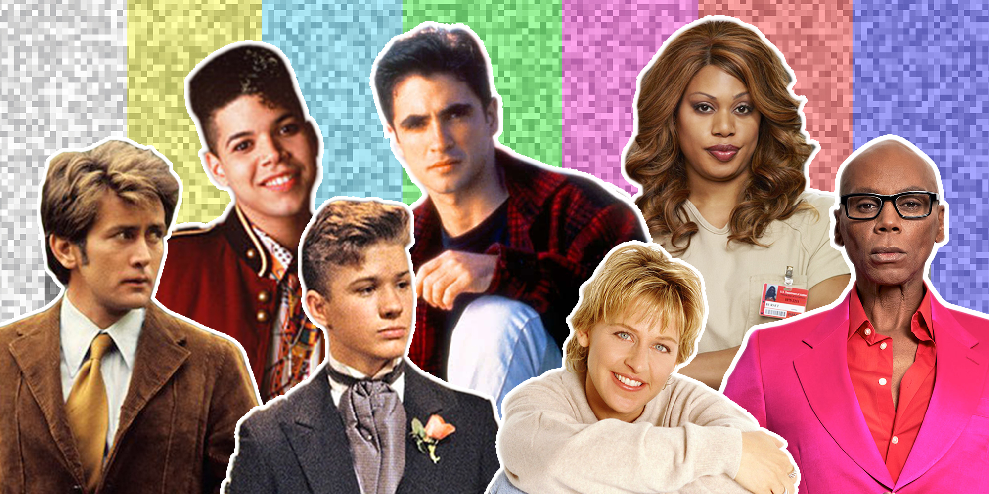 Shaping Queer History, One Scene at a Time: 32 LGBTQ Television Moments That Broke Barriers