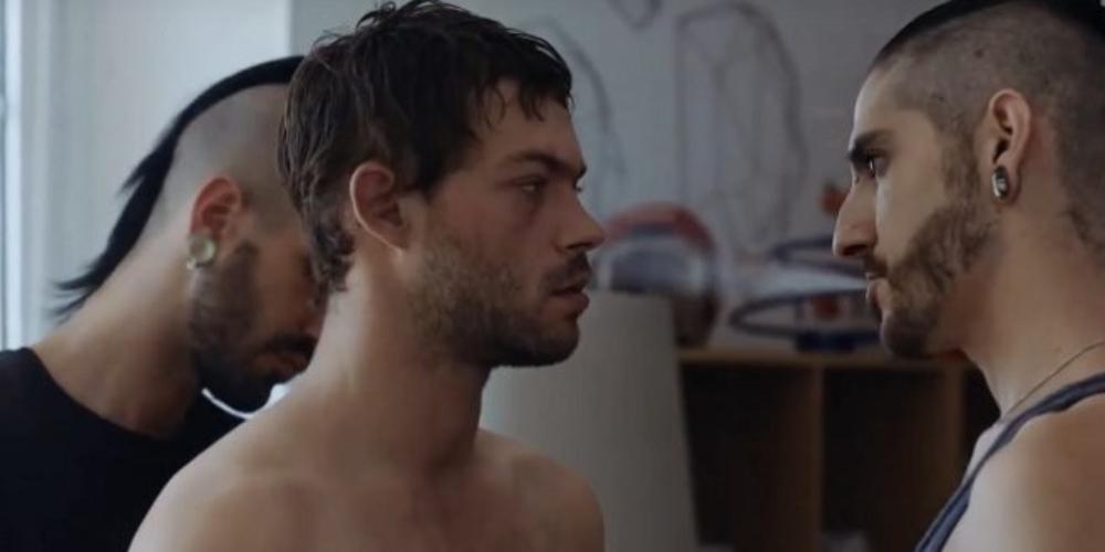 """""""Sauvage"""" causa em Cannes com cenas picantes de sexo gay, assista trailer"""