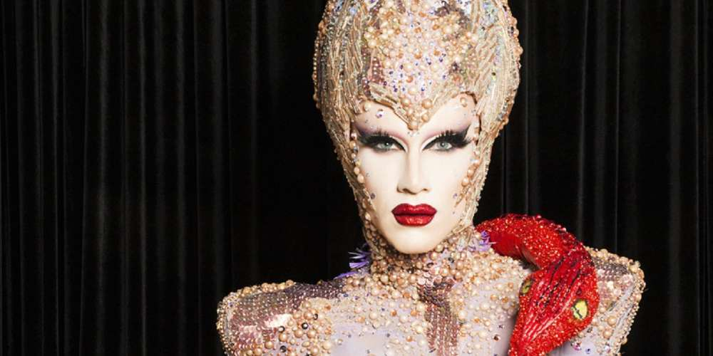 Sasha Velour Is Collaborating With Opening Ceremony at NYC Fashion Week