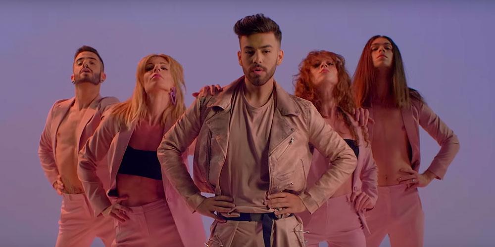 Agoney, Uno de los Favoritos de Operación Triunfo 2017, Lanza su Primer Video Musical