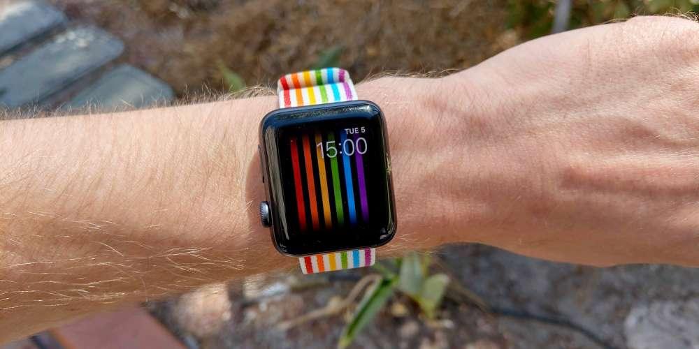 Apple แบนหน้าปัดนาฬิกา Pride จาก Apple Watch ของรัสเซีย