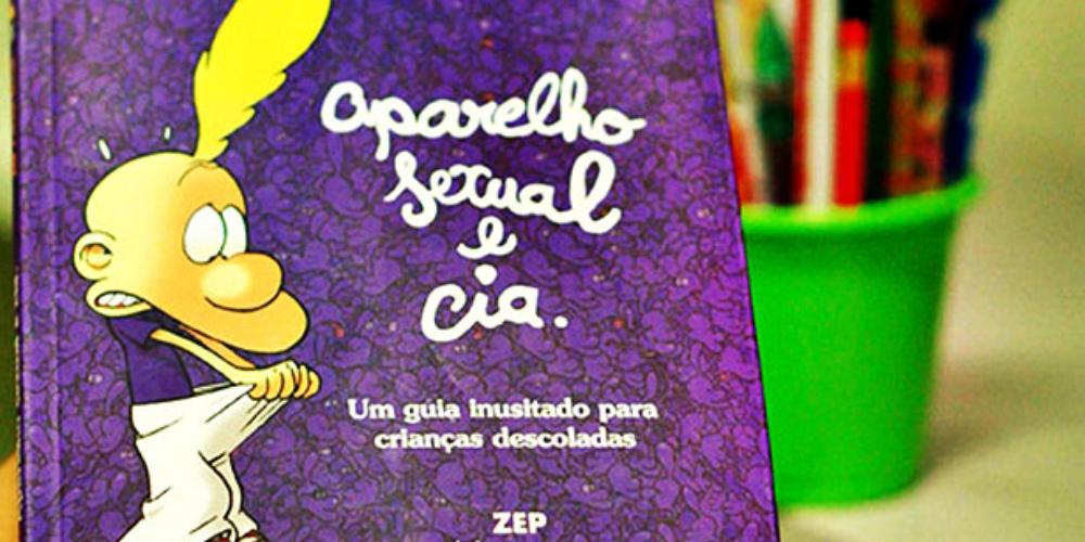 Editora pretende relançar livro que Bolsonaro chama de Kit Gay