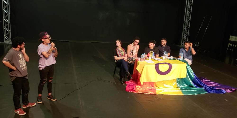 Movimento Construção discute preconceito dentro do meio LGBTI em evento