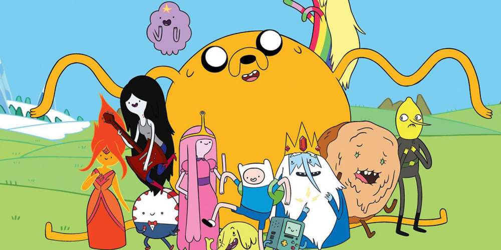 'Adventure Time' Finale Delivers the Big Gay Kiss Fans Have Been Waiting 10 Seasons For