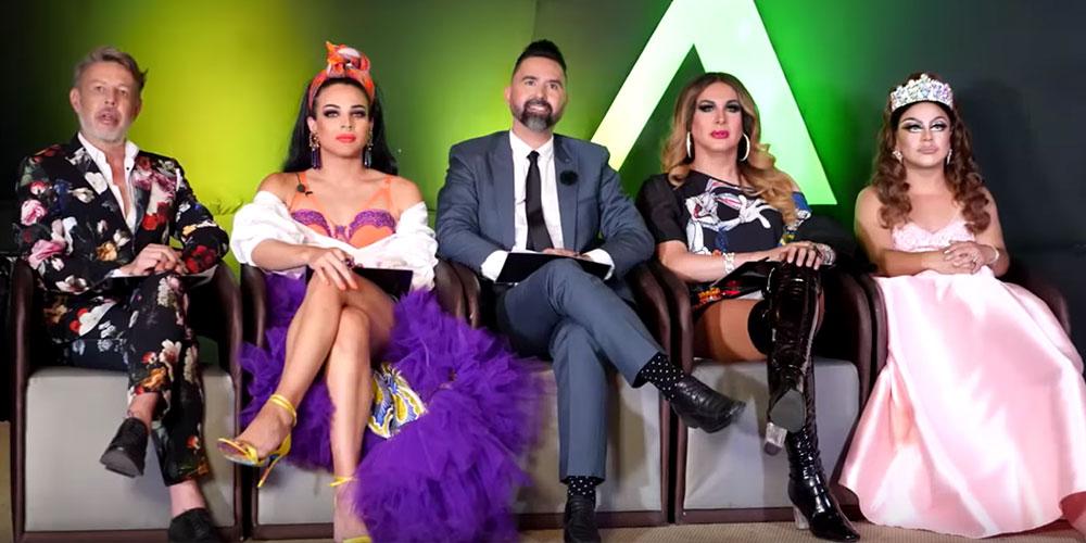 En Exclusiva: El Conductor y Productor de 'Versus DragQueens México' Responde a Acusaciones