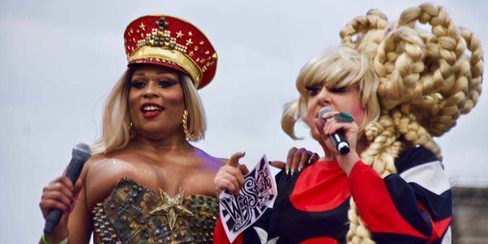 Relive the Drag-tastic Magic of NYC's Wigstock Revival With These Clips and Photos