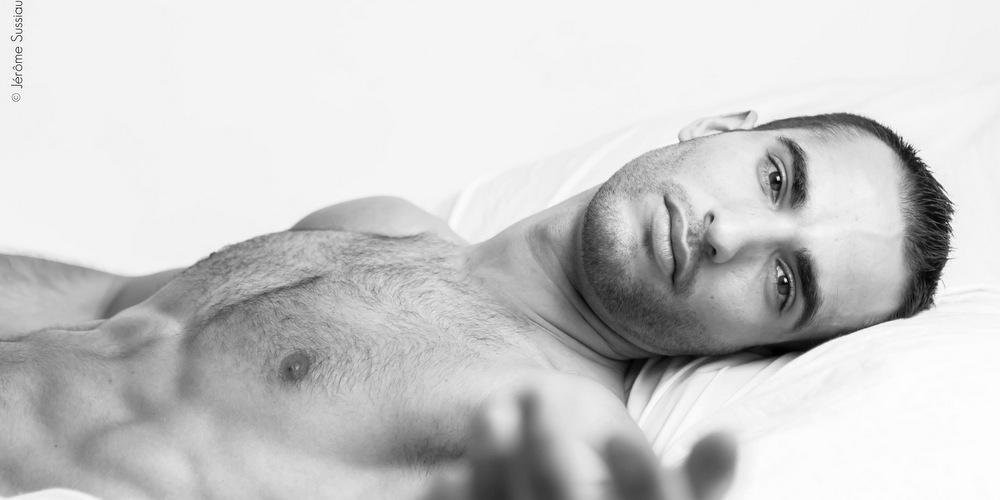 Jérôme Sussiau, ou la photo de nu masculin renouvelée