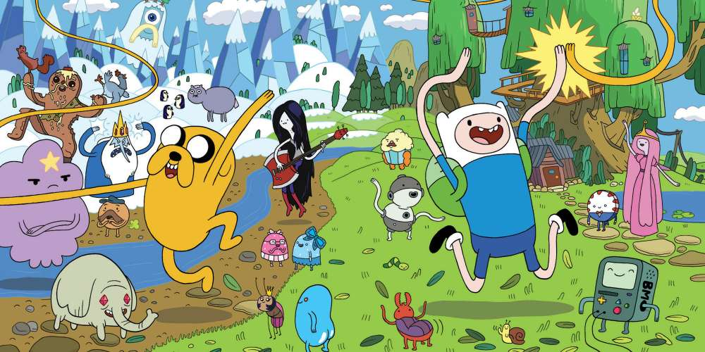 Algebraic! Here's a Look Back at the 10 Best 'Adventure Time' Episodes Ever
