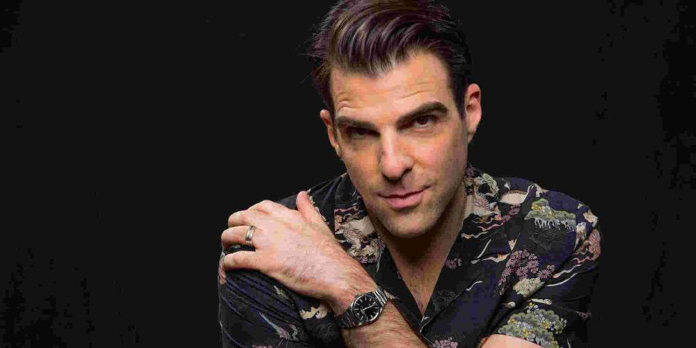 Zachary Quinto Just Made His Drag Debut — and You'll Never Guess Who His Drag Mother Is!