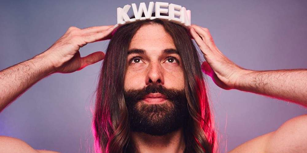 Jonathan Van Ness Is Getting a New Documentary Series About His Stand-Up Career