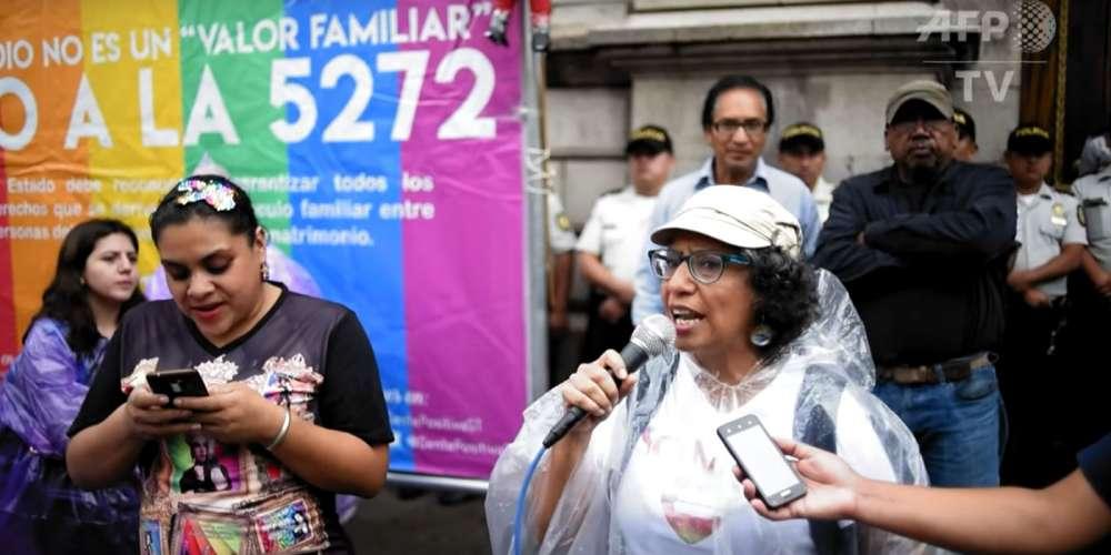 Guatemala Detuvo la Iniciativa que Prohibía el Matrimonio Igualitario y el Aborto