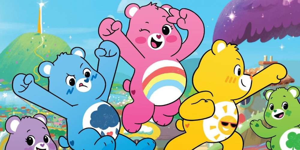Fluffy '80s Fixtures the Care Bears Are Next in Line for a TV Reboot
