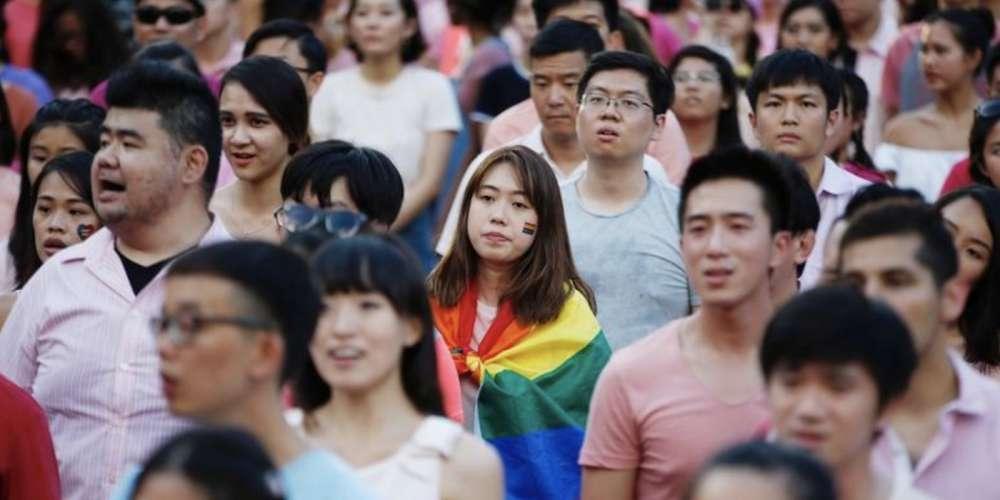 Firma esta Petición Instando al Gobierno de Singapur a Despenalizar la Homosexualidad