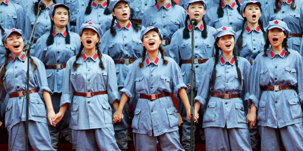 Chinese Communists Have Abandoned the Term 'Comrade' Because Gay Men Use It