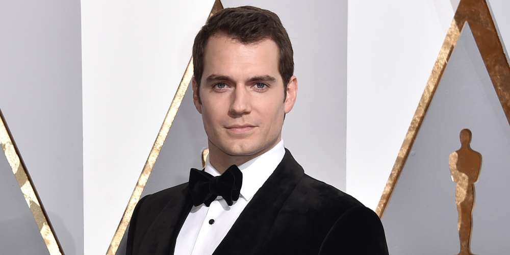 Henry Cavill to Ditch Superman for Streaming, Where He'll Play a Hunky Video Game Character