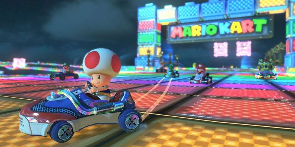 Mario Kart Is Currently Trending, But for the Most Horrific of Reasons