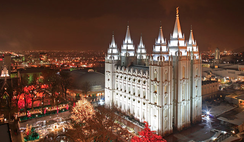 gay salt lake city guide temple square