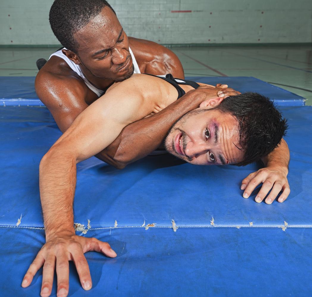 gay wrestling group 2, two guys wrestling, gay wrestlers