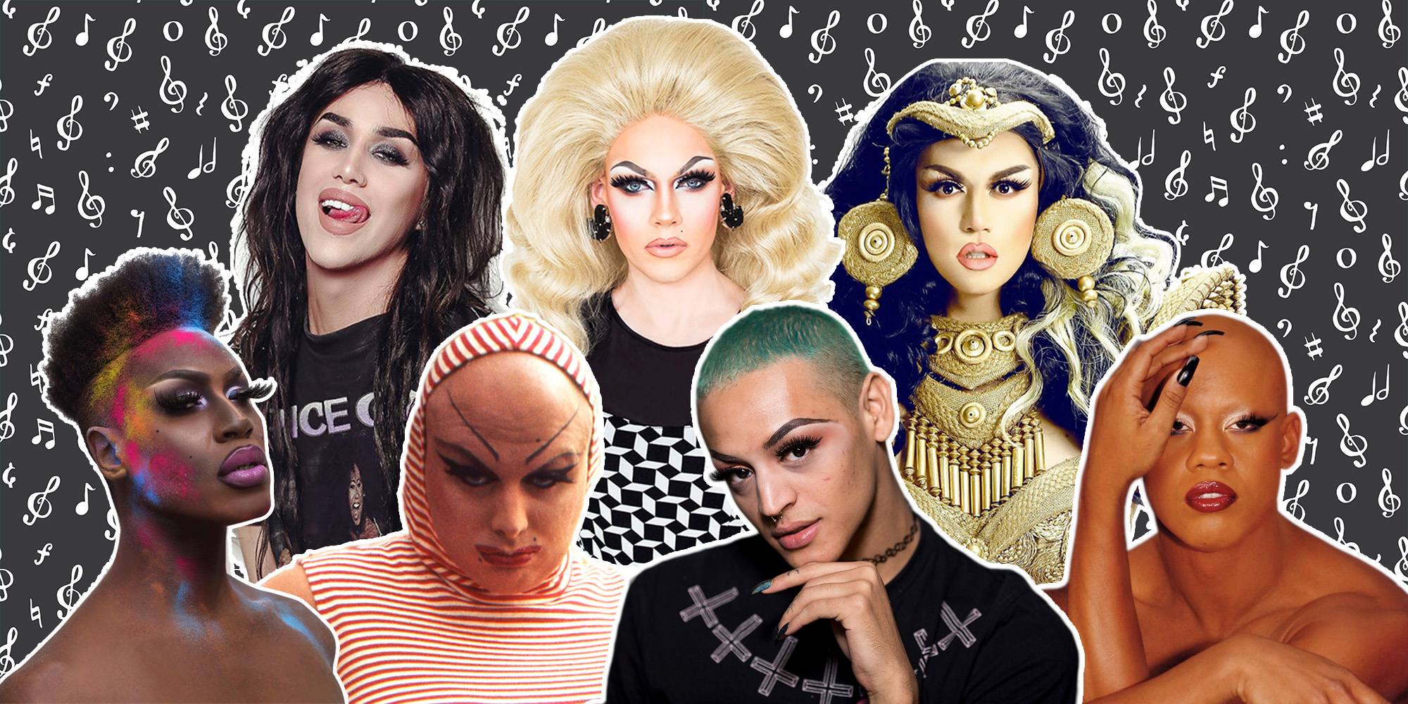 21 Drag Queens Who Double As Some Of Our Favorite Music Makers Hornet The Gay Social Network