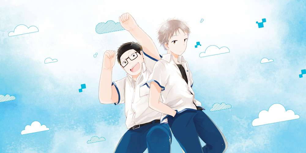 'That Blue Sky Feeling' Is a Beautiful Comic About a Blossoming Gay Relationship