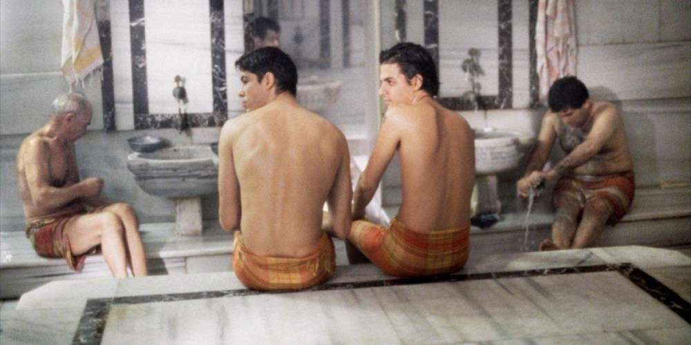 Hamam, Or Turkish Baths, Are a Great Place For Gay Men to Relax and Meet Others