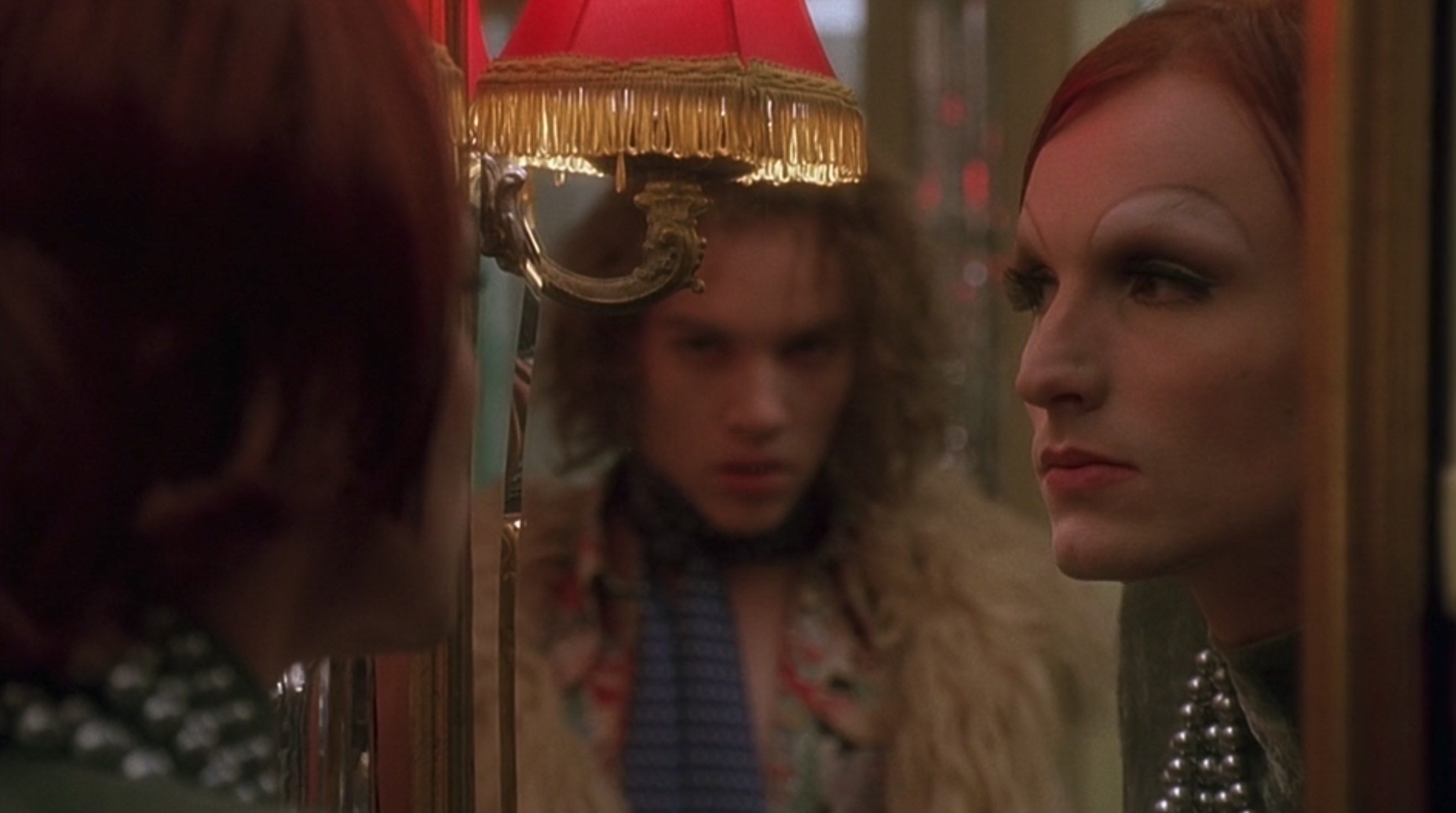 Jack Ferry and Brian Slade from Velvet Goldmine, femme characters 03