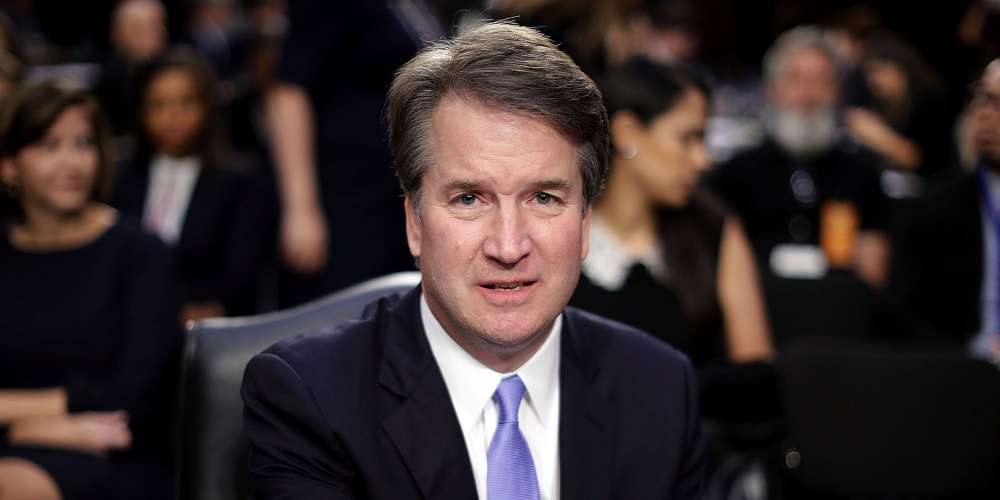 Brett Kavanaugh's Gay Former Roommate Just Spilled the Tea and Pulled No Punches