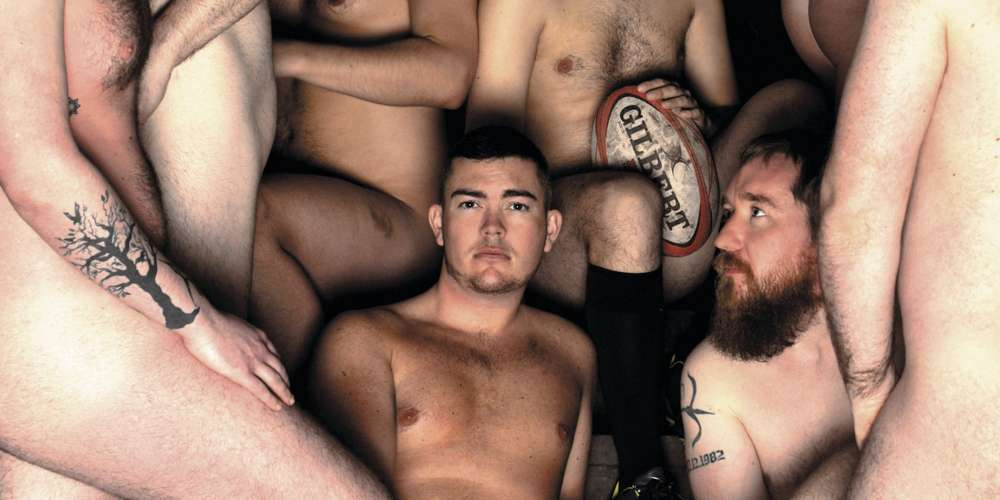 These 71 Rugby Players Got Naked to Help Fight Testicular Cancer (Video)