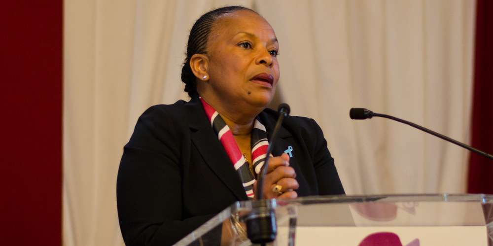 Christiane Taubira recevra le prix Tolerantia 2018