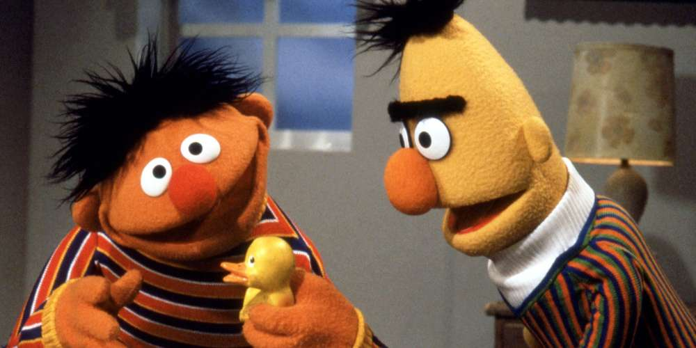 'Sesame Street' Legend Frank Oz Changed His Mind About Bert and Ernie Being Gay