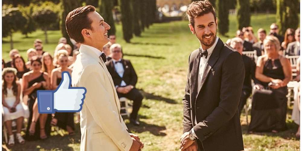Cleveland Man Says He Was Fired for Liking a Photo From a Gay Wedding on Facebook