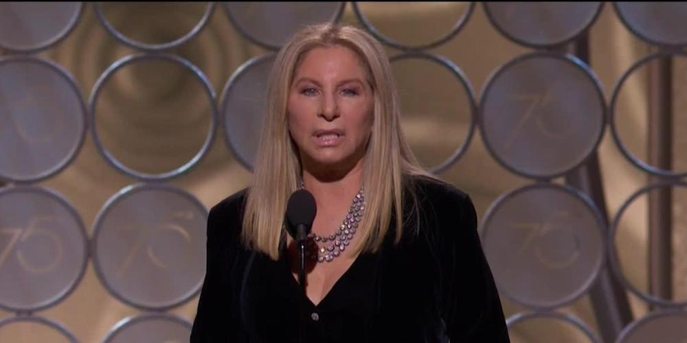 Barbra Streisand's New Album Aims Its Message of Political Protest Right at Trump