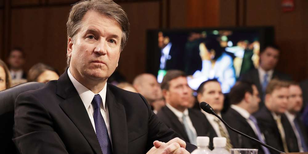 Anti-Gay Organization NOM Wants to Use Brett Kavanaugh to End Marriage Equality