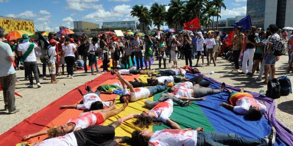 São Paulo lidera número de denúncias de violência contra LGBTIs no Brasil