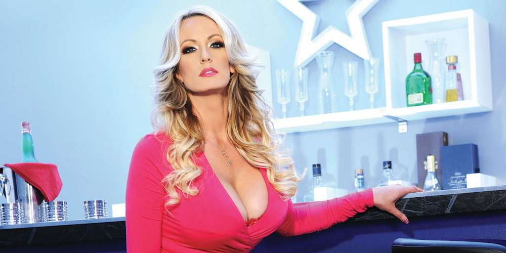 The Daily Sting, Wednesday: Stormy on Sex With Trump, the Mustache Everyone's Talking About