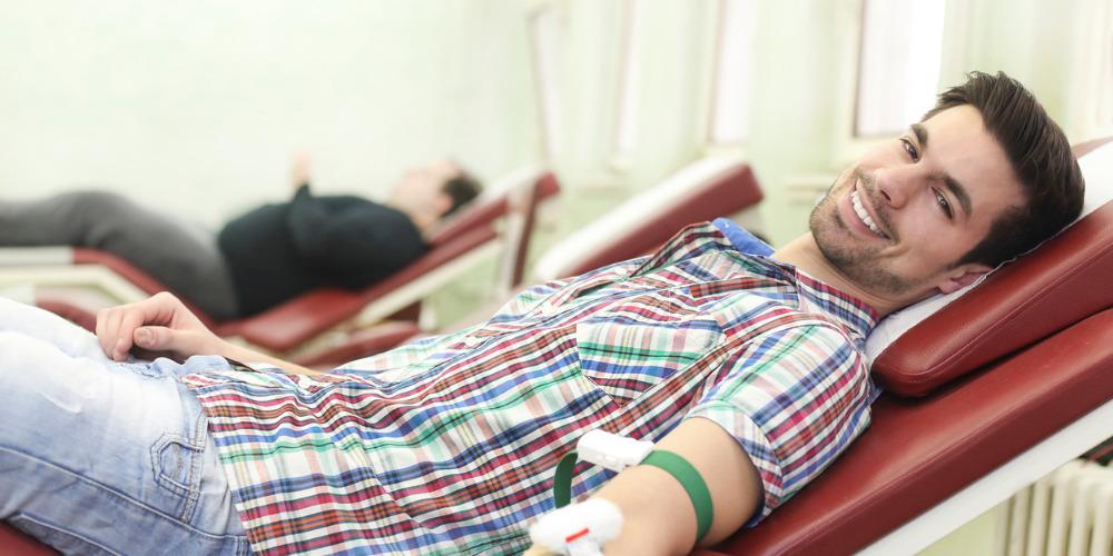 Don du sang: La période d'abstinence est réduite de 12 à 4 mois pour les homosexuels