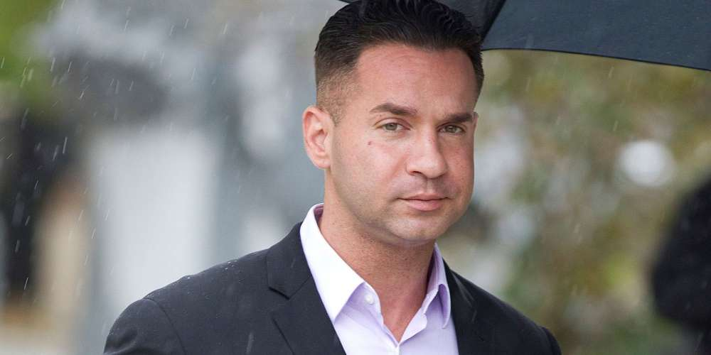Gym, Tan, Prison? Mike 'The Situation' Sorrentino Sentenced to Eight Months for Tax Fraud