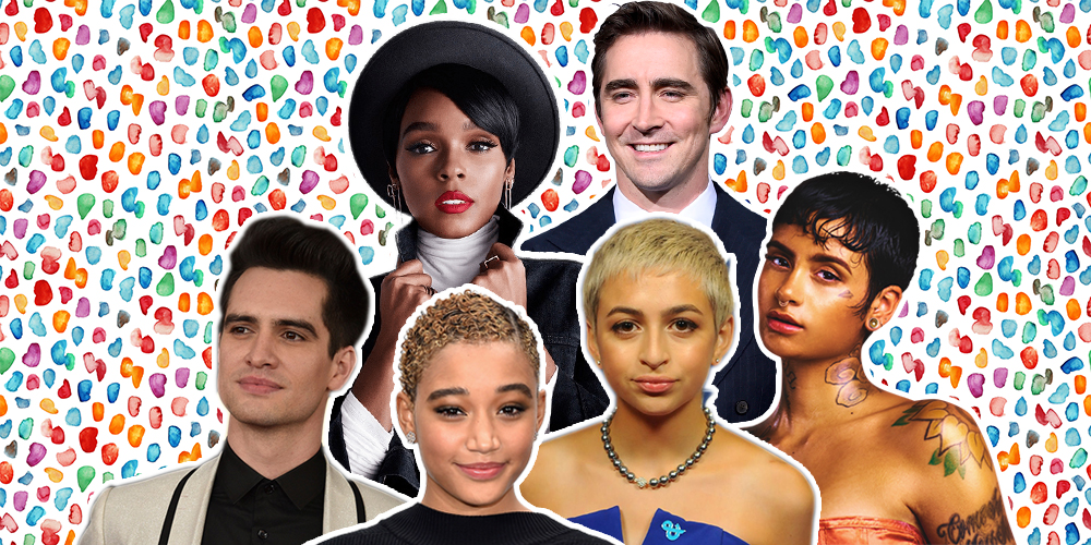In Honor of National Coming Out Day, Here Are 28 Celebrities Who Came Out This Year