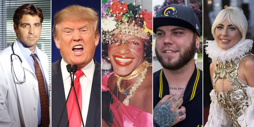 The Daily Sting, Tuesday: Trump Goes Low, Gaga Gets Engaged, Stonewall Myths Debunked