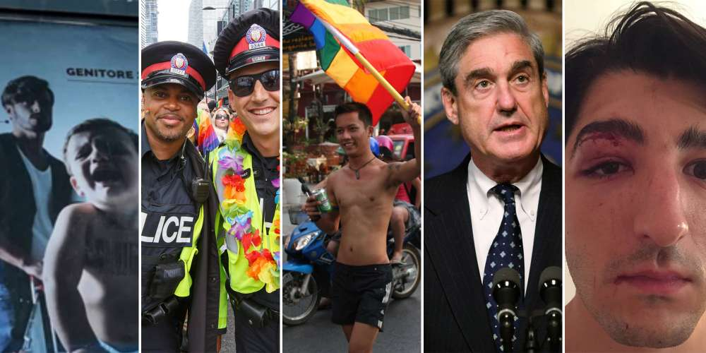 The Daily Sting, Wednesday: Mueller Is Ready to Talk, Several Gays Attacked in Paris