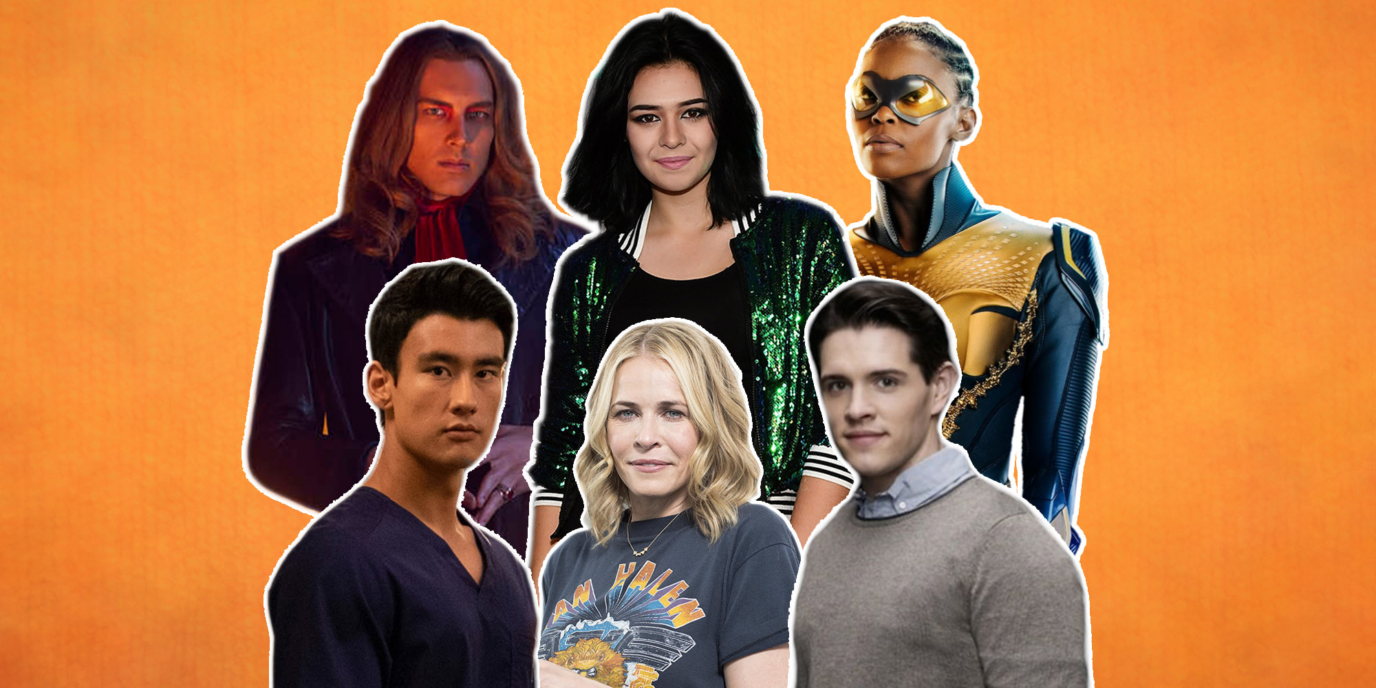 6 Shows With LGBTQ Characters That Make This Year's Fall TV Worth Watching