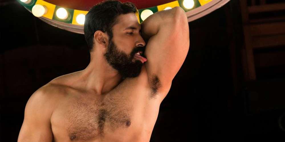 Este Concursante de Masterchef México Se Convertirá en tu Oso Musculoso Favorito